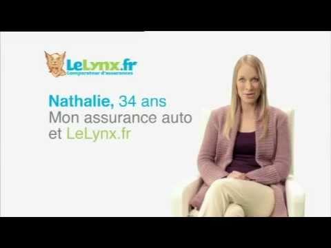 LeLynx.fr, Comparateur d'assurances - Pub TV (Témoignage Nathalie)