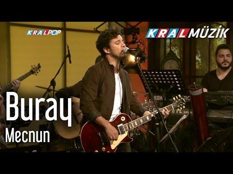 Buray - Mecnun (Kral Pop Akustik)