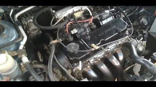 Ремонт двигателя Mitsubishi Lancer 1,6 в Черкеске