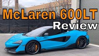 Reviewing my new McLaren 600LT