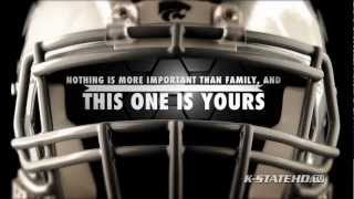 K-State Football - A Family Achieves Greatness