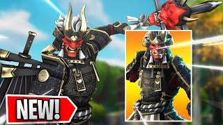The NEW Shogun Samurai Skin!! Squads Featuring TimTheTatman and Dr Lupo