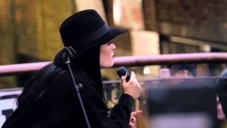 Jessie J - Bang Bang (Acoustic in Camden) for Transmitter Live