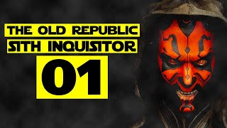 The Old Republic - Part 1 (Inquisitor - Star Wars)