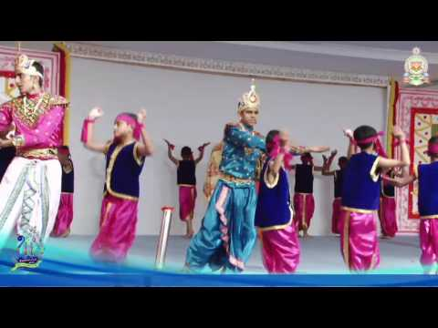Shree NarNarayan Dev Nutan Mandir Mahotsav - Nairobi Taaba - Day 8 - Gents Program