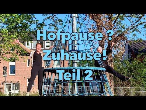 Hofpause zu Hause - Bewegungsideen für die Grundschule Teil 2