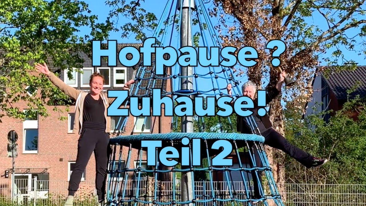 Hofpause Zuhause Teil 2 - Bewegungsideen für die Grundschule