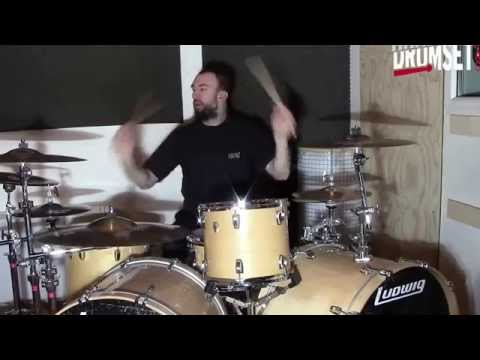 Rhapsody of Fire - Alex Holzwarth's drum grooves