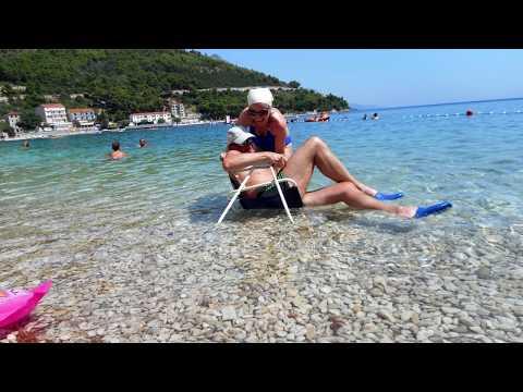 2018 Croatia, Makarska Riviera, Drvenik, Hvar, Sućuraj, Biokovo.