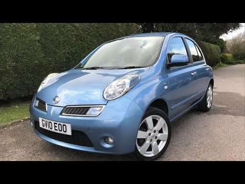 An Exceptional Nissan Micra 1.2 N-Tech NAV - With 62,000 Miles, 1 Owner And FSH - £3495