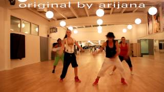 hadippa from mm 38- bhangra zumba fitness choreography