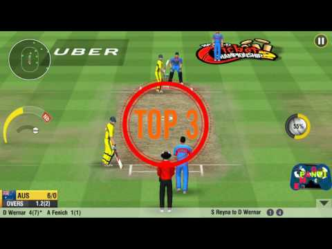 WCC2 TOP FILDING  android ganeplay World CRicket Championship