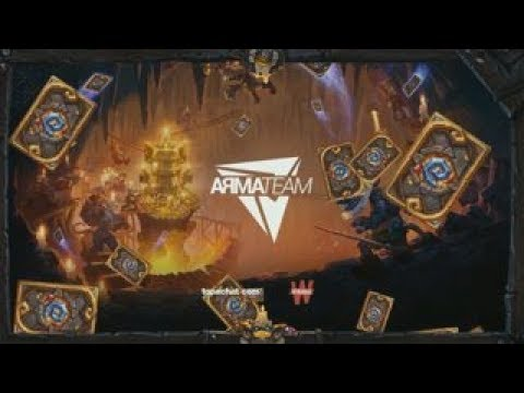Hearthstone Live🔴[FR] Qualif ArmaCup Versailles Day2
