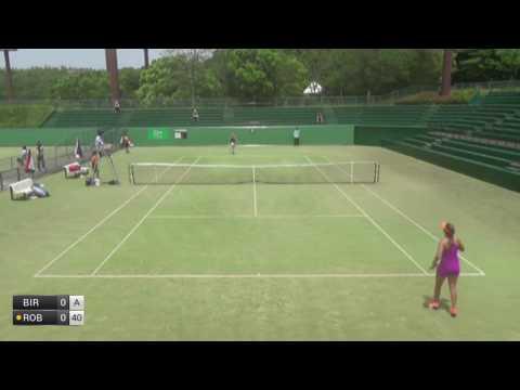 Birrell Kimberly v Robson Laura - 2017 ITF Fukuoka