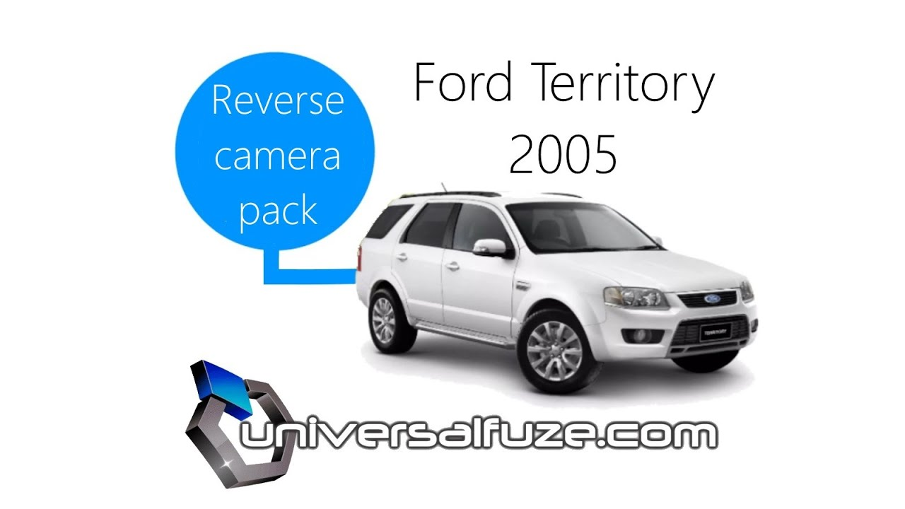 Car Camera Wiring Diagram Ford Territory Reverse Kit And Installation Youtube