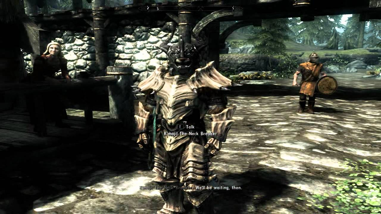 how to clear followers skyrim