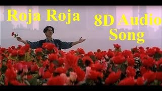 Roja Roja | Kadhalar Dhinam | 8D Audio Songs HD Quality | Use Headphones