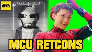 Nine Changes That Retcon The MCU