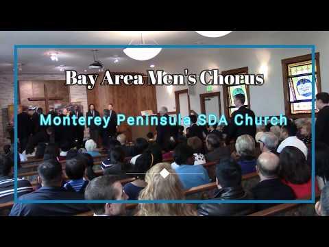 Bay Area Men's Chorus at Monterey Peninsula SDA