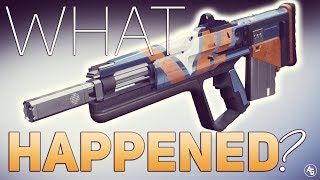 What Happened to Nightshade? | Destiny 2 Pulse Rifle
