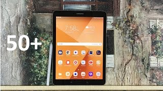 50+ Tips & Tricks for the Samsung Galaxy Tab S3