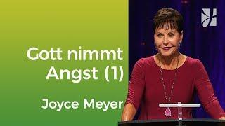 Gott befreit dich von deinen Ängsten (1) – Joyce Meyer – Mit Jesus den Alltag meistern