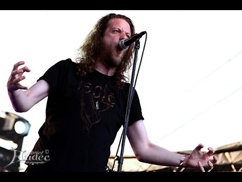 Draconian - Heavy Lies the Crown (Live HD) @ Made of Metal - 2015