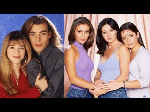 Как изменились актеры из культовых сериалов 90-х (Часть 4)