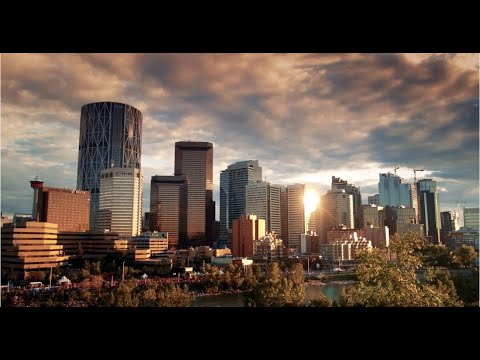 This is Calgary