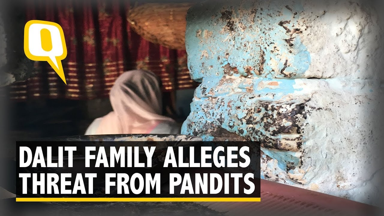 After Alleging Rape by Pandits, Dalit Family Fears Stepping Out I The Quint