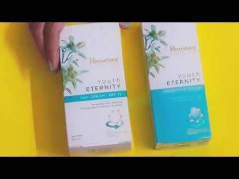 Himalaya youth eternity range creams with plant stem cells