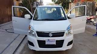 New Suzuki Wagon R VXL 2019 Full Review And Overview , Price Video