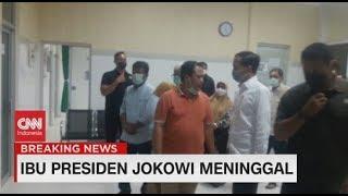Gambar cover Ibunda Meninggal Dunia, Presiden Jokowi Sudah Tiba di Solo