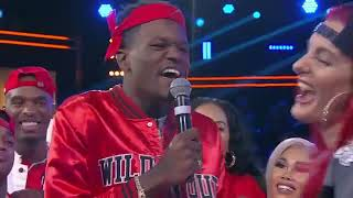 Wild N In with Ya Faves Justina Valentine SUPER COMPILATION Wild N Out #AloneTogether