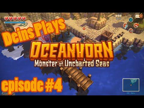 Oceanhorn: Monster Of Uncharted Seas   #4 Hermit's Well (Oceanhorn Gameplay)
