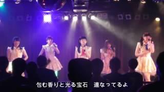 8月21日「渋谷アイドルキャッスル」にてたべどる!ManyManyが初ライブを...