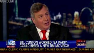 Dick Morris reveals the truth about Tim McVeigh and Clinton