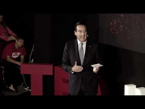 TEDx Talks: El desafío de los colegios de abogados | Ángel Junquera | TEDxINACIPE