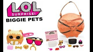 NEW LOL BIGGIE PETS Series 4 LOL Surprise. UPC, DPCI, SKU. L.O.L. NEW Product Coming Soon