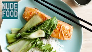 Quick Healthy Grilled Salmon