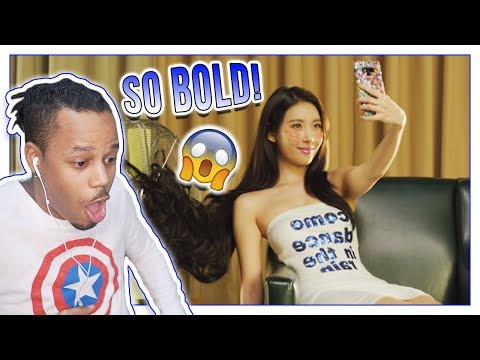 Reacting To SUNMI (선미) - 누아르 (Noir) MV | A Bold Queen!