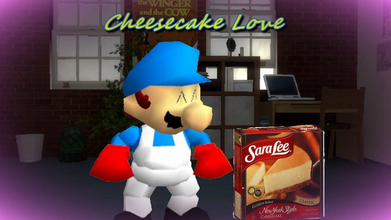 [Splatoon GMOD SM64] Cheesecake Love