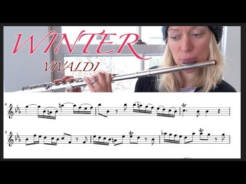 Winter - from the Four Seasons - Vivaldi