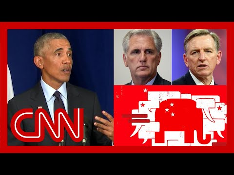 Former President Obama unleashes on Trump, GOP - Full speech from Illinois
