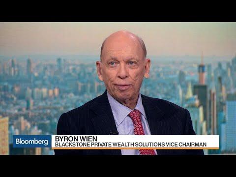 Blackstone's Wien Sees 'Very Real' U.S. Economic Strength