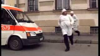 Видео прикол  Скорая помощь всегда стоит на страже нашего здоровья    Городок