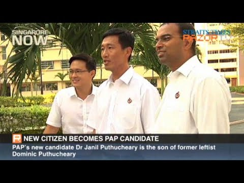 New citizen becomes PAP candidate (New PAP candidates Pt 3)