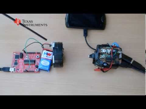 Engineering Final year project - Visible light communication(Li-fi)