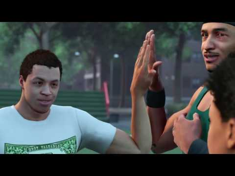 NBA 2K16 - Chris Jordan STORY EP1