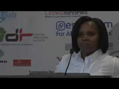 Yolanda Mabuto WAF2016 - Women Career Path